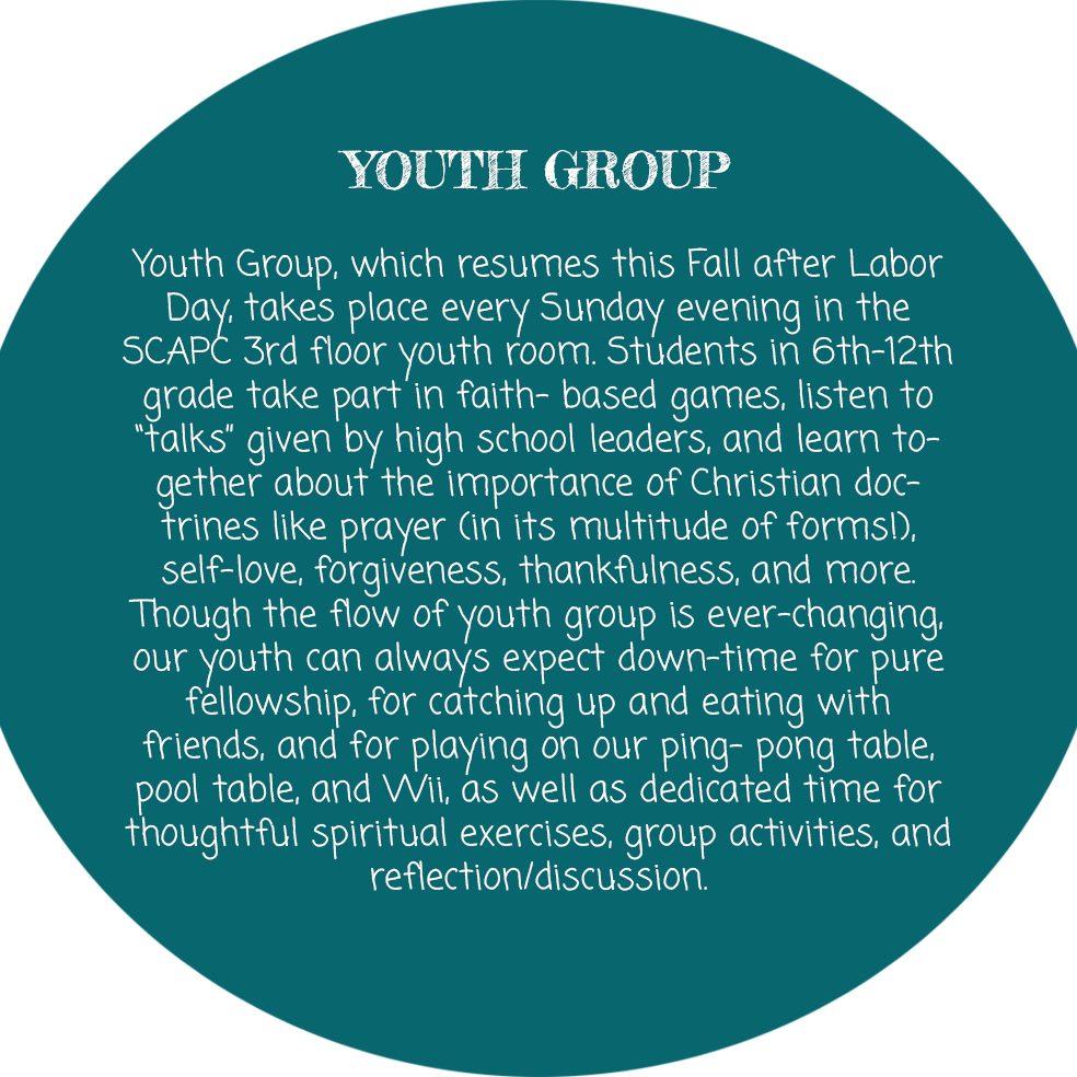circle-youth group